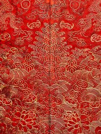 02 Detail of Court Robe Chinese
