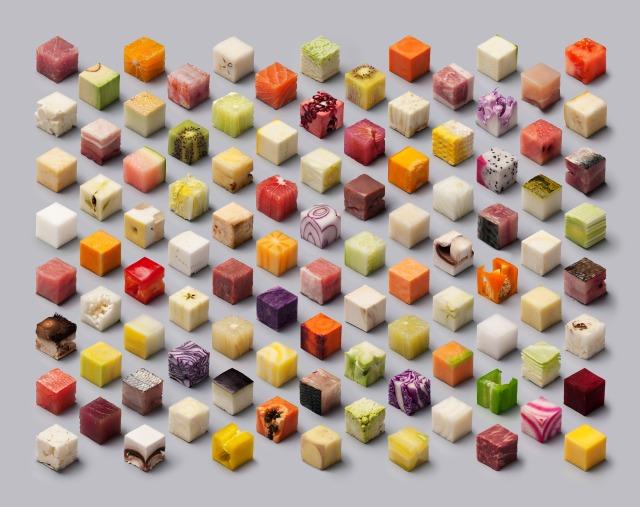 De Volkskrant Cubes