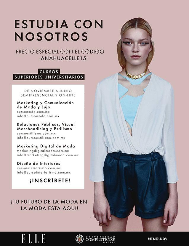 Cursos Elle-Complutense de Madrid