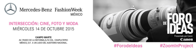Foro de Ideas / Mercedes Fashion Week
